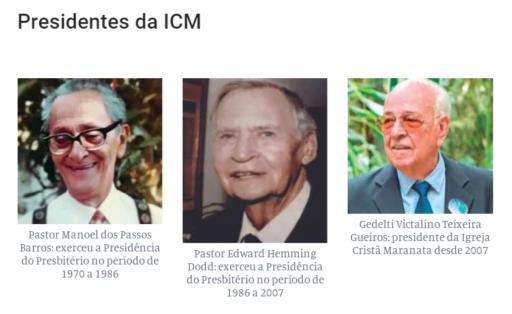 presidentes icm